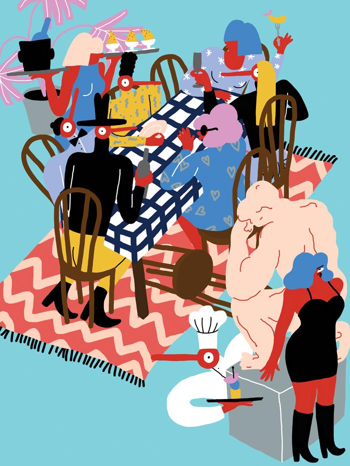 Dinner+Party+illustration+Noble+Rot+Egle+Zvirblyte